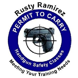 Permit to Carry Training - Rusty Ramirez